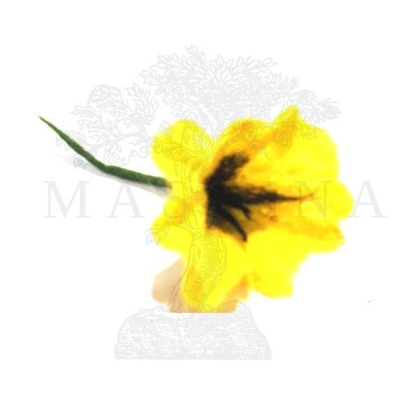 Cvet od pustovane vune