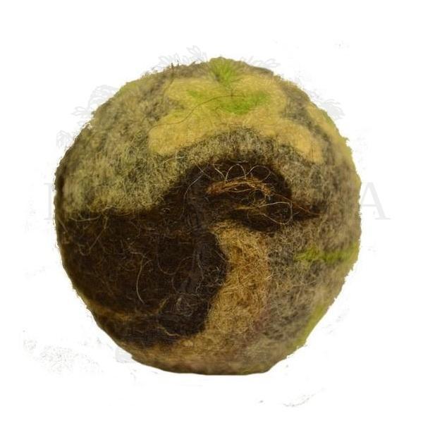 Lopta od pustovane vune