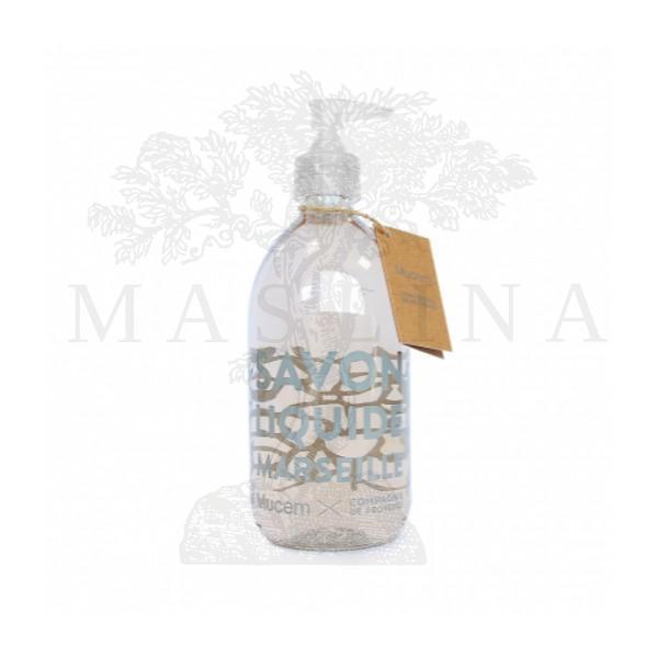 Marsejski tečni sapun Mucem limitirana edicija 500 ml