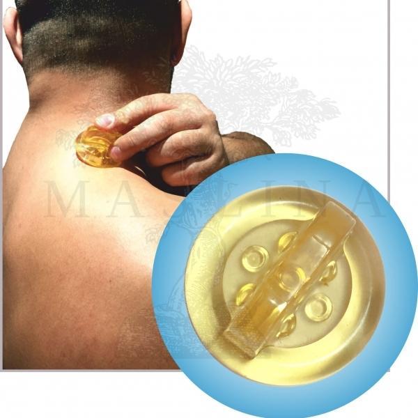 Aplikator za masažu i nanošenje kreme 1kom