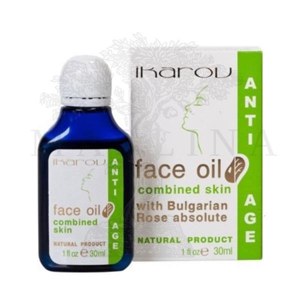 Anti age ulje za mešovitu  i masnu kožu Ikarov 30ml