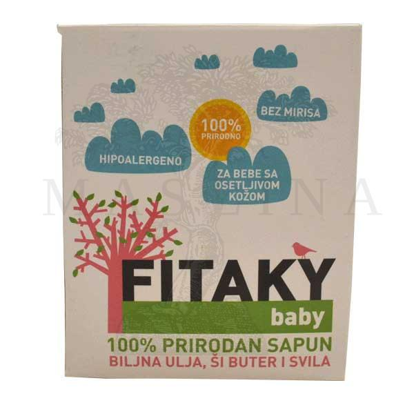 Fitaky- baby 100% prirodan sapun 100g