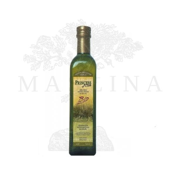 Ekstra devičansko maslinovo ulje organic Princess 500ml