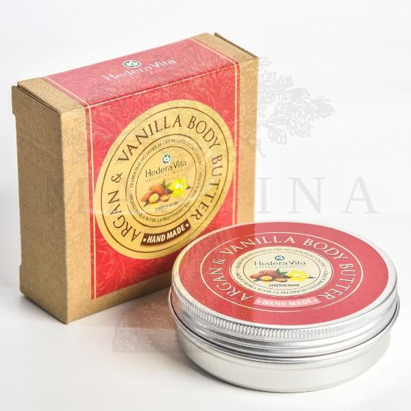 Hedera Vita Butter  Argan - Vanila za prevenciju nastanka strija 100ml