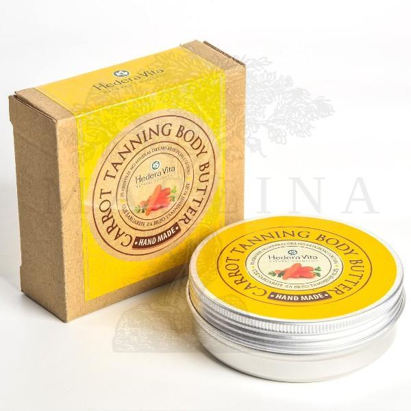 Hedera Vita Butter  ulje Šargarepe za brzo tamnjenje kože 100ml