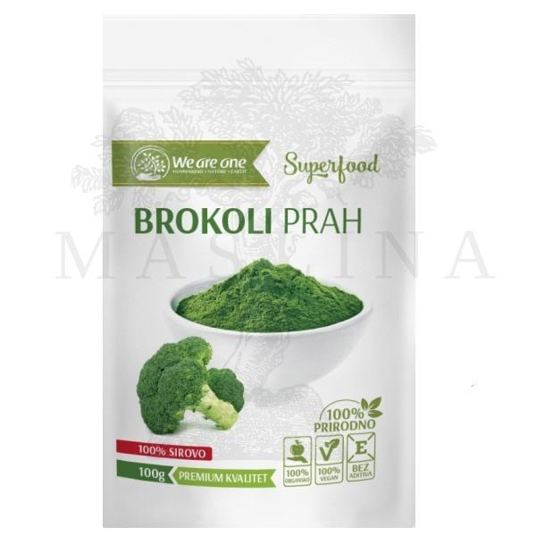 Brokoli prah organic We are one 100g