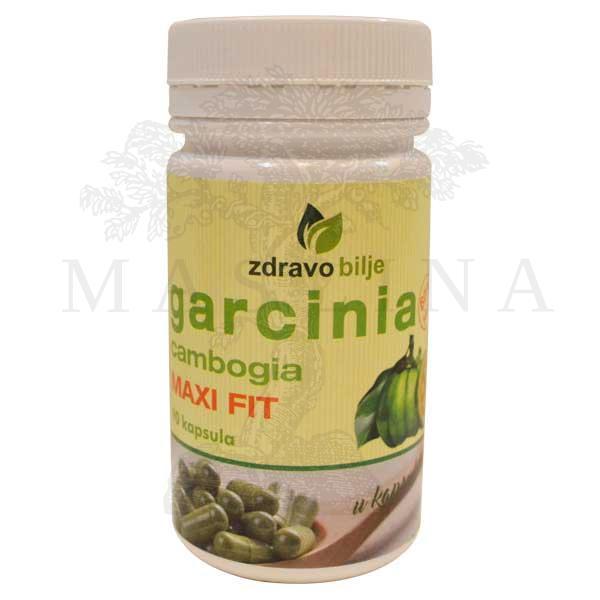 Garcinia cambogia Maxi Fit Zdravo bilje 90 kapsula