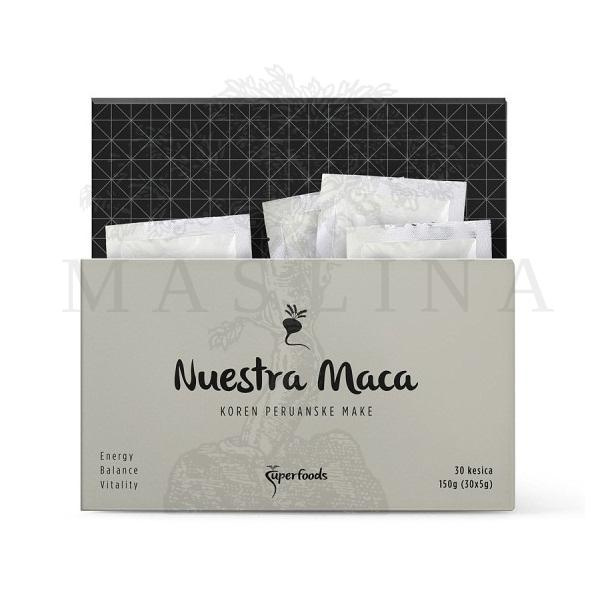 Crna Maka Nuestra 150g (30x5g)