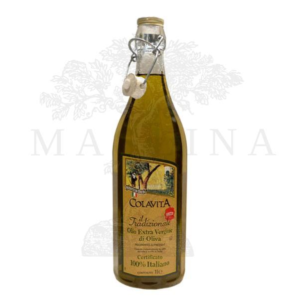 Ekstra devičansko nefiltrirano maslinovo ulje 1l