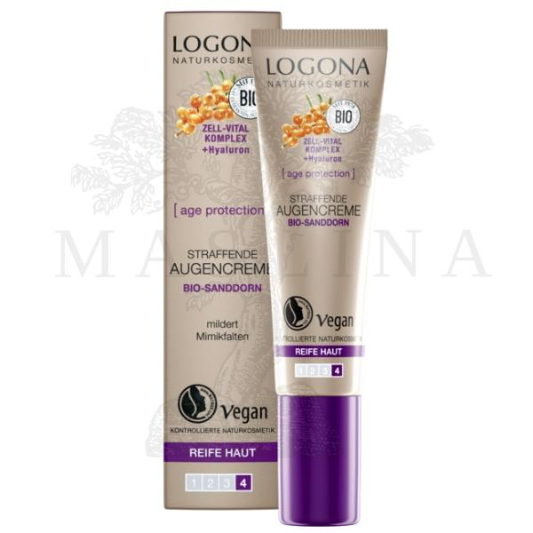Logona  Age Protection Antirid krema za oko očiju 15ml