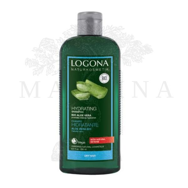 Logona Šampon Bio aloja  250ml