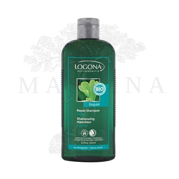 Logona  Šampon ginko 250ml