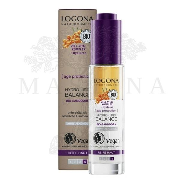 Logona Age Protection Hidrolipid balans 30ml