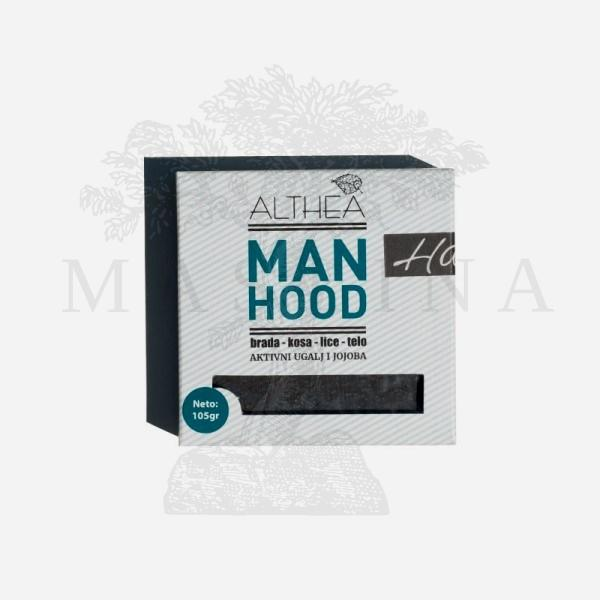 Althea manhood prirodni sapun 105g