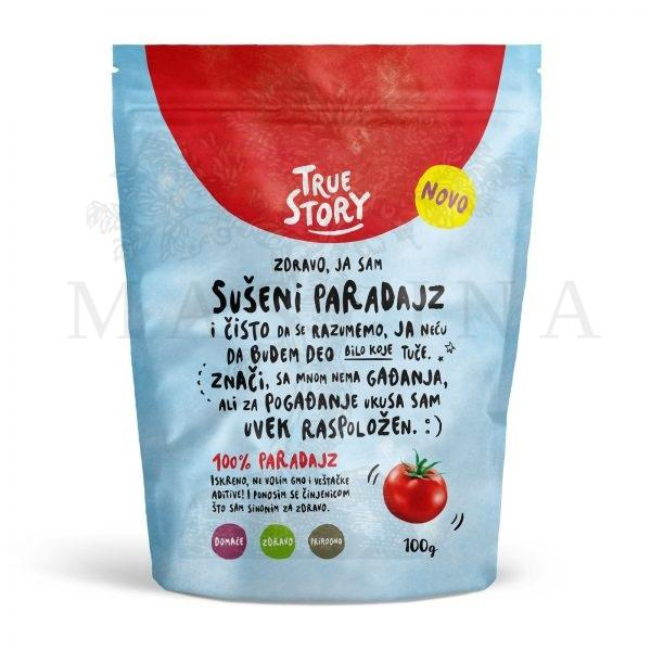 Sušeni paradajz True Story 100g