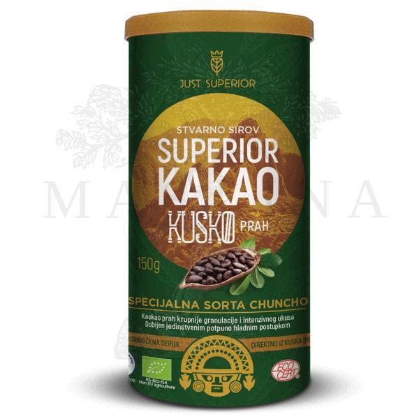 Kakao prah Kusko Just Superior 150g