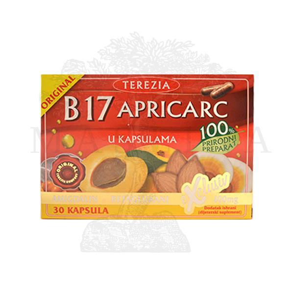B17 APRICARC u kapsulama 30 komada