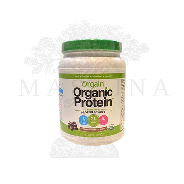 Orgain protein u prahu organic čokolada 462g