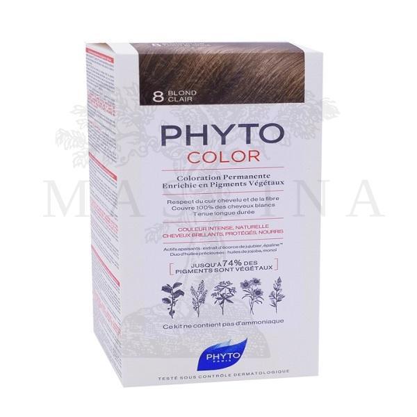 Phytocolor farba za kosu  8 -blond clair