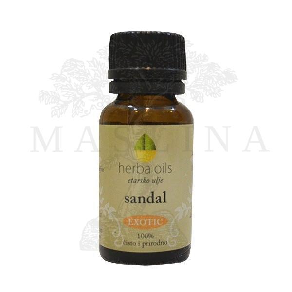 Herba Etarsko ulje Sandal 10ml