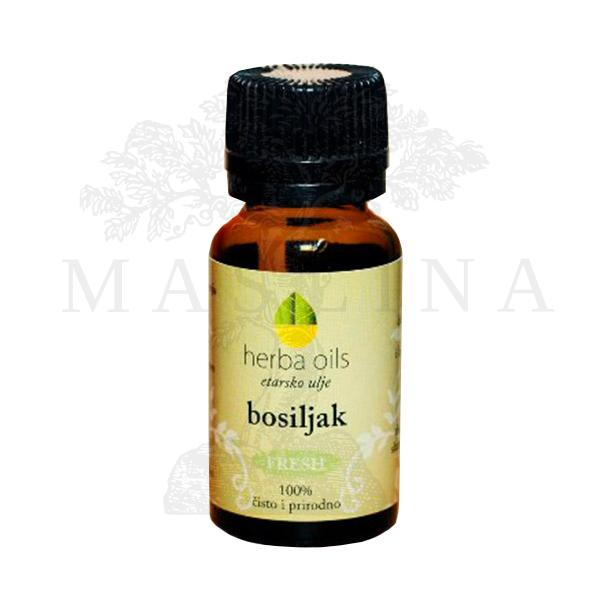 Herba Etarsko ulje  Bosiljak  10ml