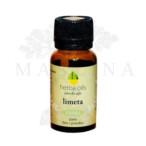 Herba Etarsko ulje Limeta  10ml