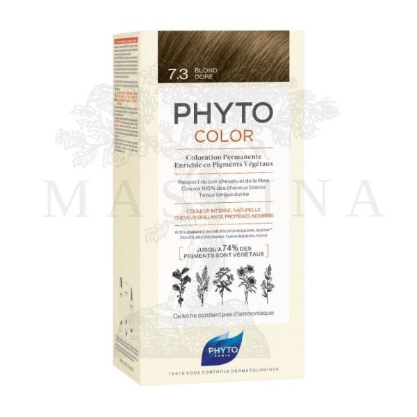 Phytocolor farba za kosu 7.3- golden blonde