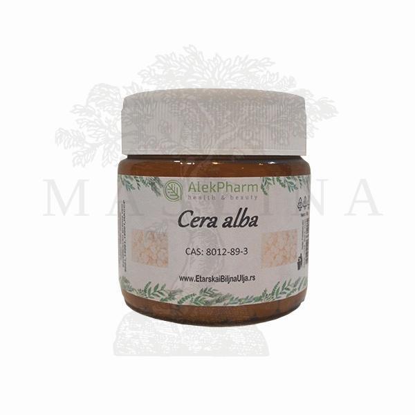 Cera Alba - beli pčelinji vosak 50g