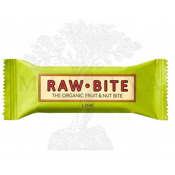 Raw Bite štanglica limeta 50g