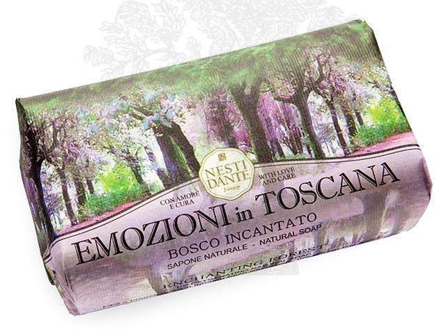 Emocioni in Toscana  Sapun Čarobna šuma 250g