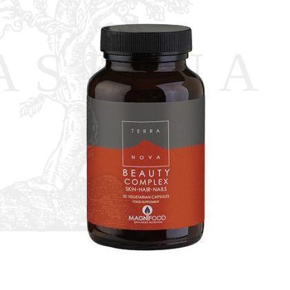 Terranova Beauty complex - za kosu, kožu, nokte 50 kapsula