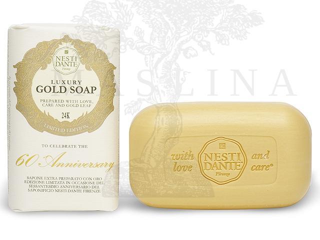Zlatni Sapun- Jubilarni 24 Kt 250 g