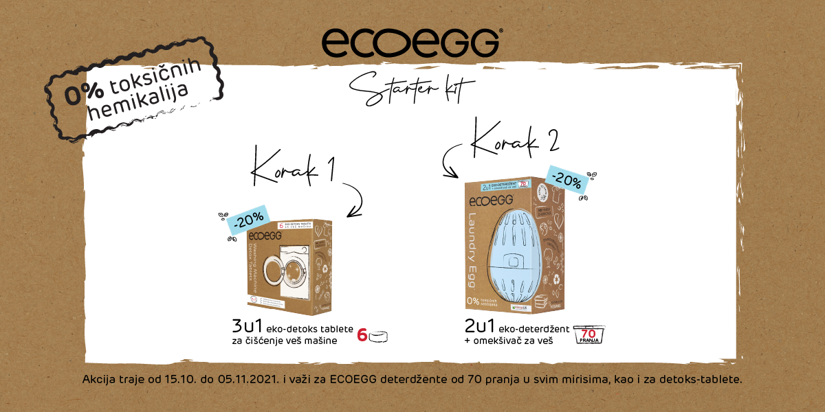 ECOEGG STARTER KIT